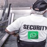 Precauciones de seguridad de WhatsApp que debería utilizar