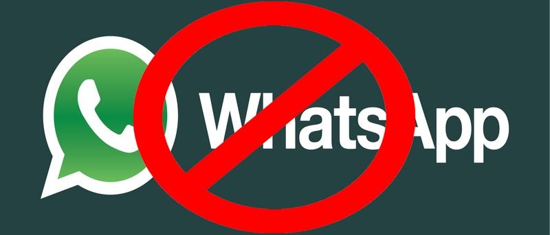 Por qué podrían prohibirle el acceso a WhatsApp