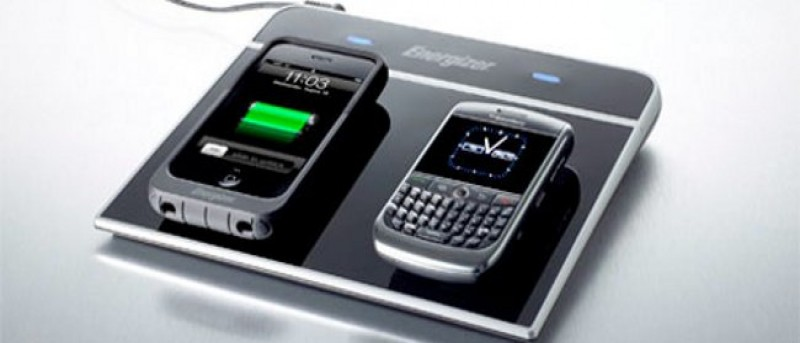 Carga inalámbrica para el Samsung Galaxy S IV y el iPhone 5S
