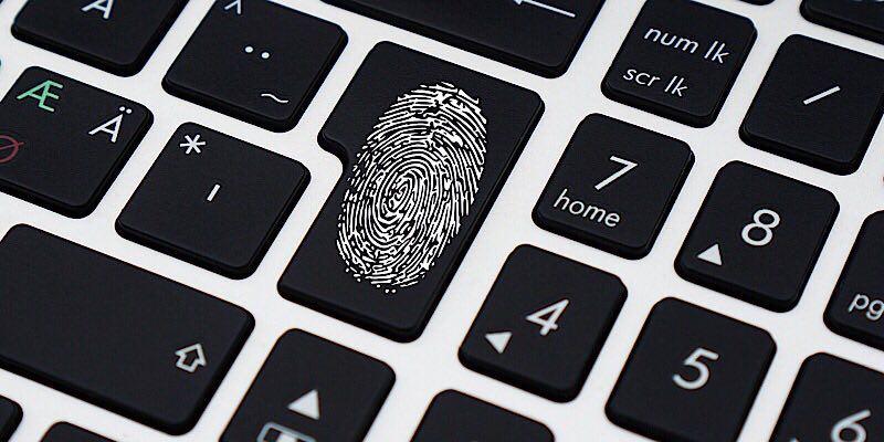 ¿Cree que sería útil tener un escáner de huellas dactilares en un ordenador portátil?