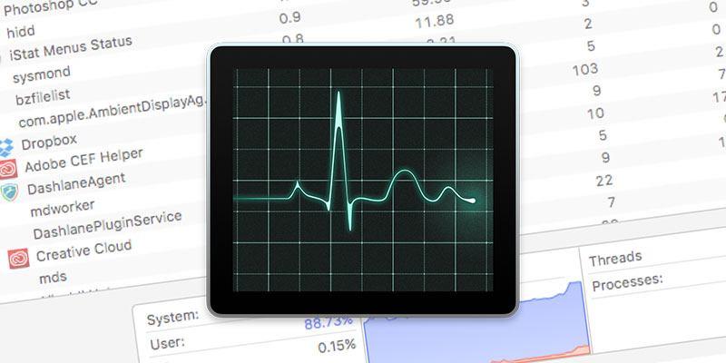 Cómo utilizar el monitor de actividad para solucionar fácilmente los problemas de su Mac