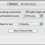 Cómo hacer capturas de pantalla a distancia en su Mac