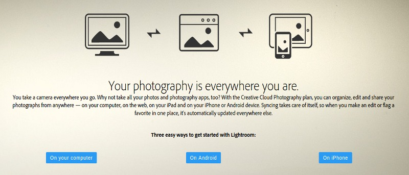 [Patrocinado] Adobe Creative Cloud: La solución perfecta para los fotógrafos