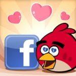 Angry Birds llega a Facebook, justo a tiempo para San Valentín