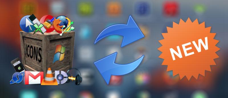 ¿Cansado de los iconos de las aplicaciones por defecto de OS X El Capitan? He aquí cómo cambiarlos