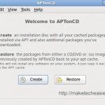 Cómo hacer una copia de seguridad e instalar sus aplicaciones de Linux con AptOnCD