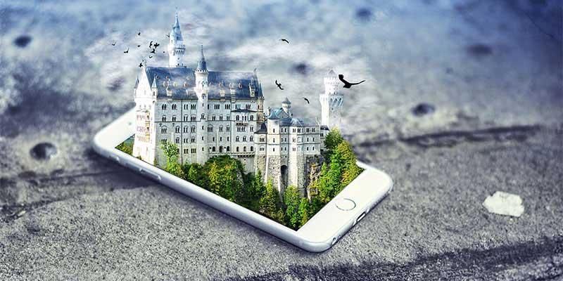 14 de las mejores aplicaciones de realidad aumentada para Android e iOS
