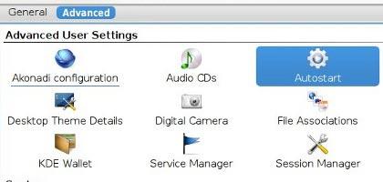 Cómo automatizar tareas en KDE