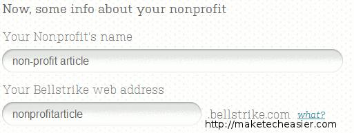 Cómo configurar un sitio de donaciones gratuito para su recaudación de fondos sin fines de lucro