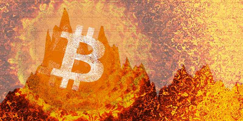 ¿Por qué cambia tanto el precio del Bitcoin?
