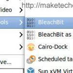 Limpia y recupera tu espacio en disco con Bleachbit