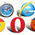 ¿Es usted fiel a un solo navegador o cambia constantemente?