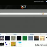 Cómo crear su propio tema para el navegador y compartirlo con sus lectores