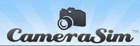 Simulador de cámara SLR: simule una cámara SLR con varias configuraciones de imagen