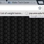 El gestor de extensiones de Google Chrome le permite gestionar las extensiones con facilidad