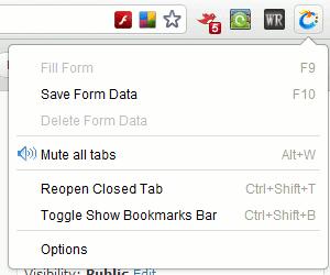 La caja de herramientas de Chrome pone funciones útiles al alcance de su mano