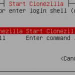 Cómo clonar unidades y particiones con Clonezilla
