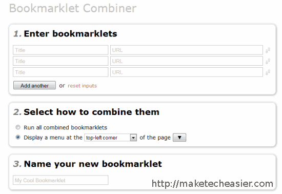 Cómo combinar múltiples marcadores y usarlo desde cualquier computadora
