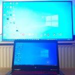 Cómo conectar un portátil a un televisor (o monitor externo)