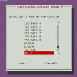 Cómo cambiar las fuentes de su consola en Ubuntu [Geeks Trick]