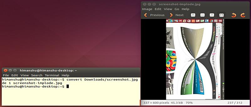 Cómo convertir y optimizar una imagen desde la línea de comandos de Linux