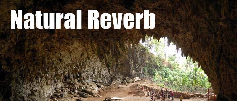 Cómo captar el sonido de una cueva