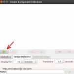 Cómo crear una presentación de fondos de pantalla personalizada en Ubuntu