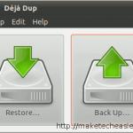 Deja Dup hace que las copias de seguridad sean una tarea sencilla [Linux]