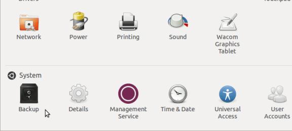 Cómo hacer una copia de seguridad de su máquina Linux en una caja