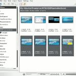 Dos formas de editar varias fotos con digiKam