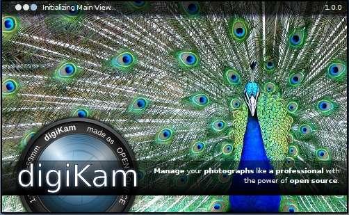 Cómo utilizar Digikam para exportar fotos a Flickr, PicasaWeb y Facebook