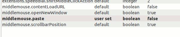Cómo desactivar la función de pegar con el botón central del ratón en Linux