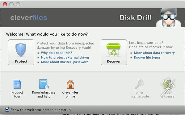 Disk Drill: Herramienta gratuita de recuperación de datos para Mac
