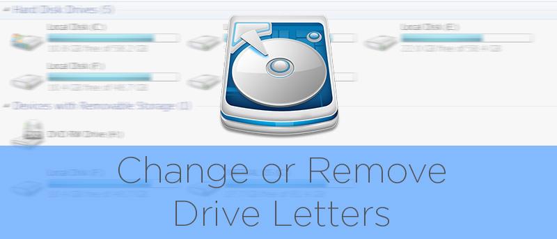 Cómo eliminar y asignar letras de unidad en Windows con Diskpart