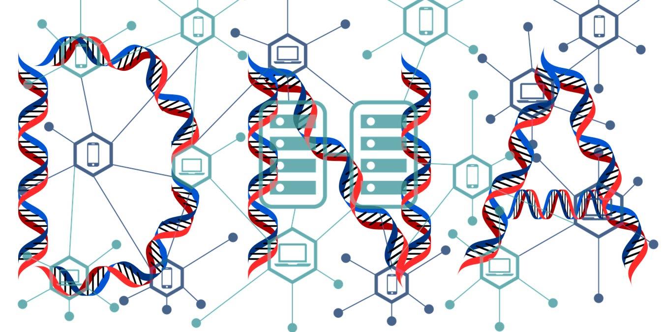 Empresas de pruebas de ADN que mantienen sus datos privados