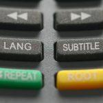 8 sitios para descargar subtítulos de películas y programas de televisión