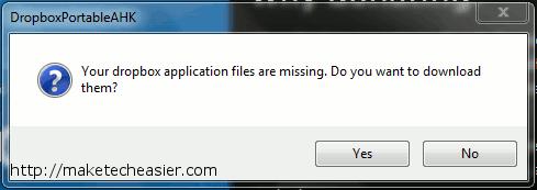 Haga que su Dropbox sea portátil, tráigalo donde quiera que vaya