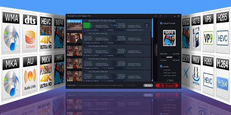 Cree películas digitales rápidas y limpias con DVD Ripper PRO