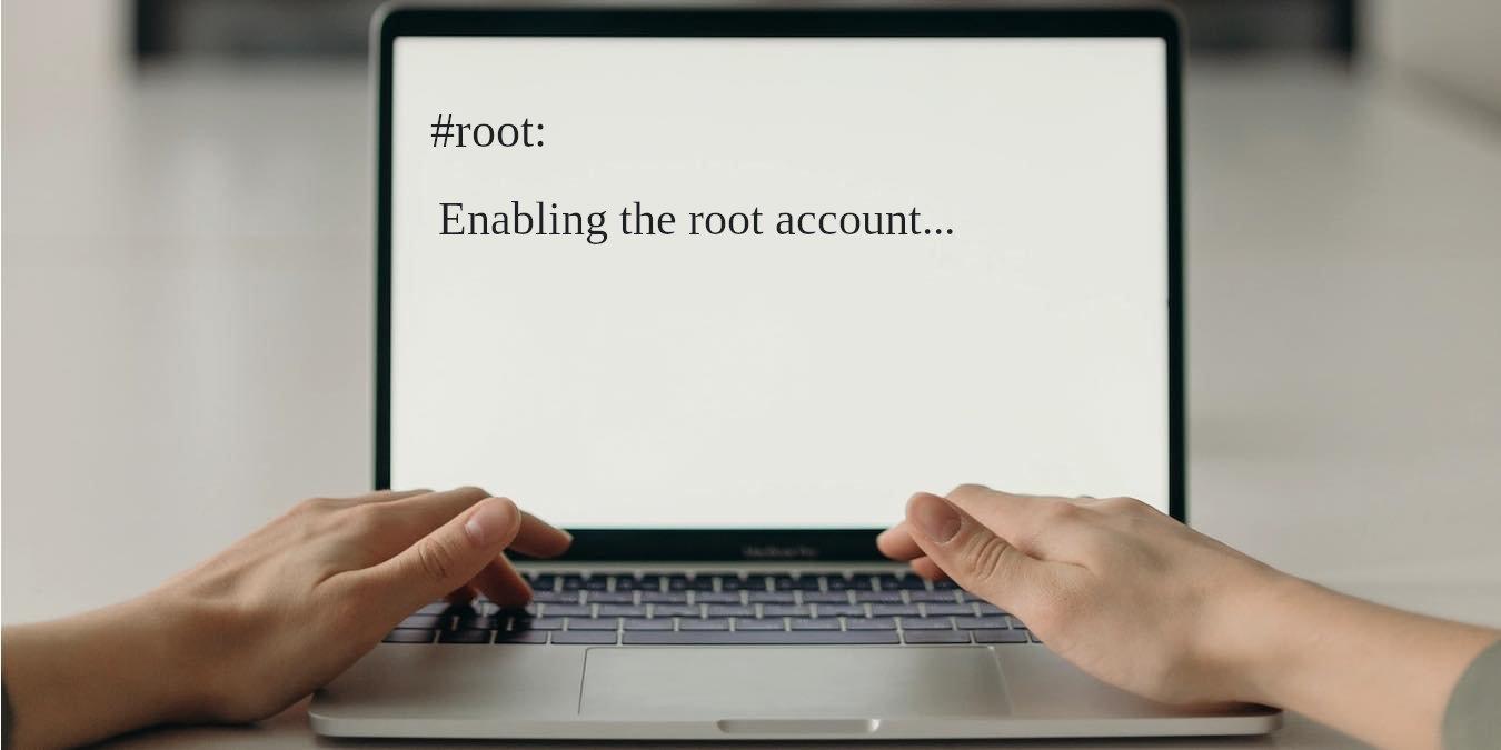 Cómo habilitar el usuario raíz en Mac