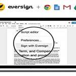 Eversign: La forma más cómoda de firmar documentos en Chrome