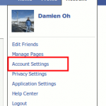 Reciba alertas de Facebook para acceso no autorizado a su cuenta