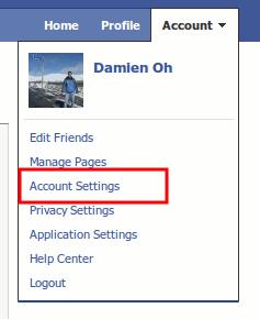 Recibir alertas de Facebook para el acceso no autorizado a su cuenta