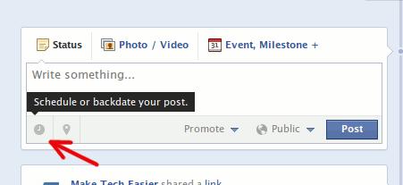 Cómo programar publicaciones en la página de Facebook [Consejos rápidos]
