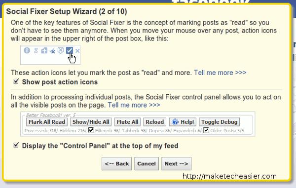 Cómo ajustar Facebook a tu gusto