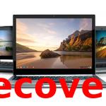Cómo hacer un disco de recuperación de Chrome OS