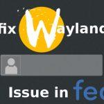 Cómo solucionar el problema de Wayland GDM en Fedora 22