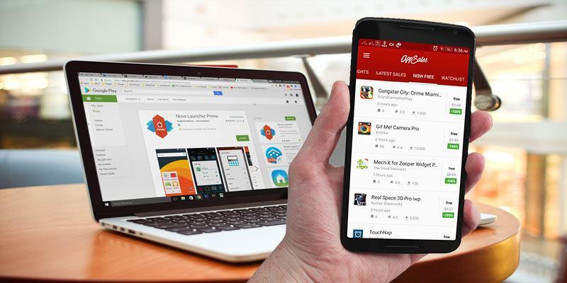 5 maneras de encontrar aplicaciones y juegos móviles gratuitos y con descuento