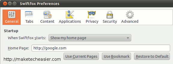 Cómo ejecutar Google Instant en Firefox