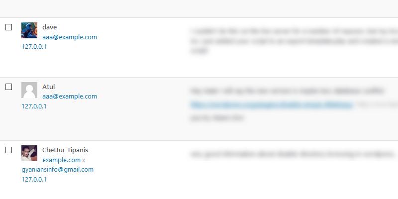 Cómo arreglar que WordPress muestre la dirección IP de Localhost para los comentarios
