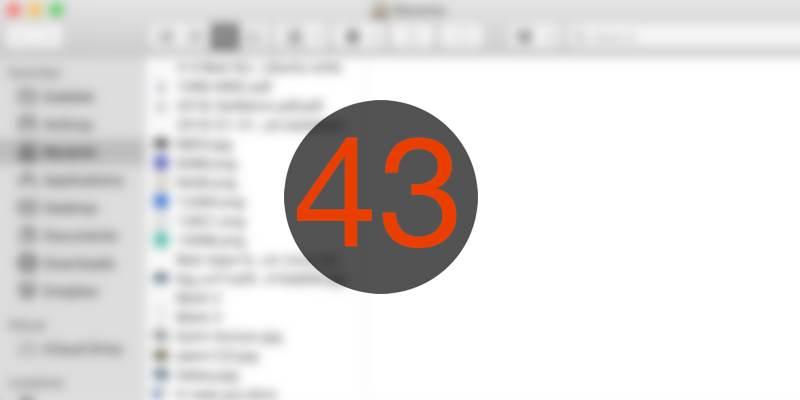Cómo arreglar el código de error 43 de Mac